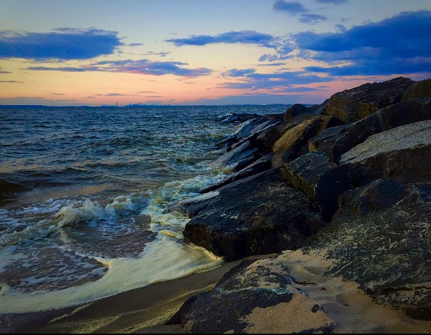 5. Bayshore Waterfront Park, in the Port Monmouth section of Middletown. Taken by Mia Costanzo.