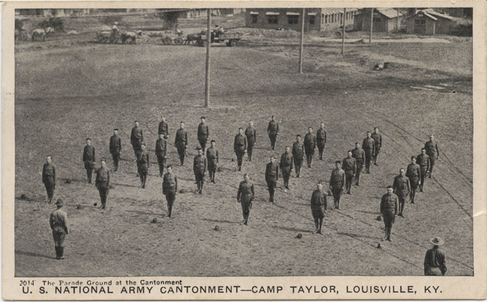 8. Ghosts of Camp Taylor.