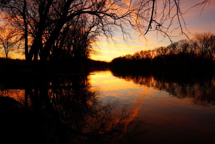 9) Grand River