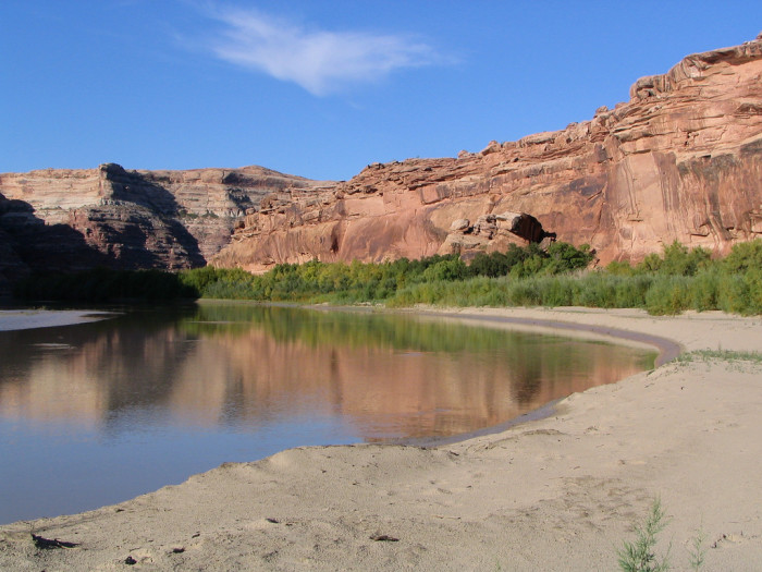 4. The Green River