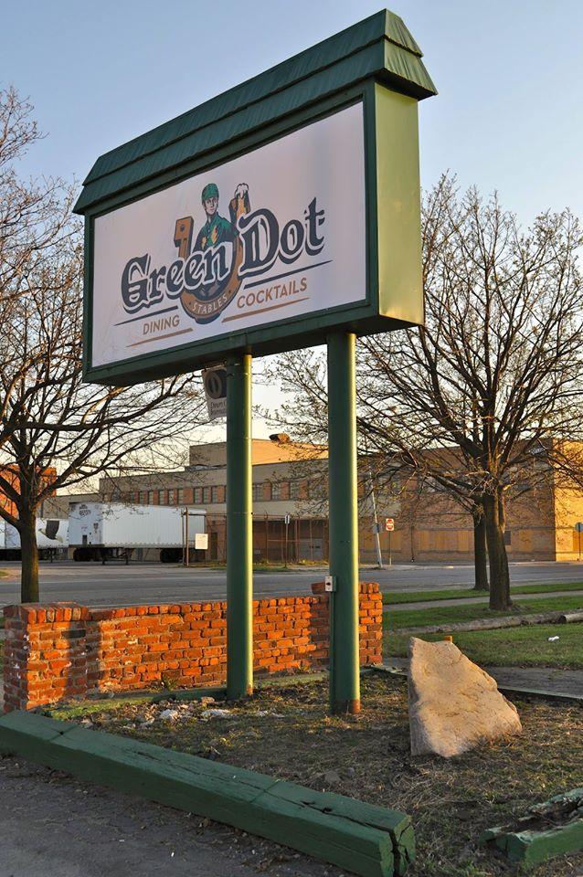 5) Green Dot Stables, Detroit