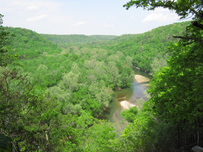 6. Green River