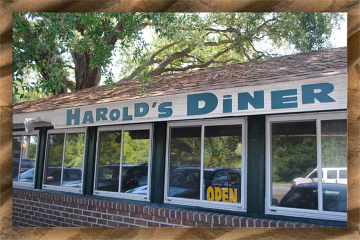 4. Harold's Diner, 641 William Hilton Pkwy, Hilton Head Island
