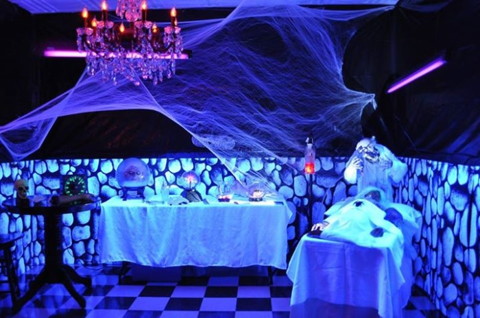 4. The Haunted Castle, Essex