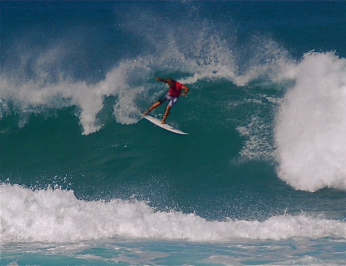 7) Hawaii is the location for several major surfing competitions each year, including the Vans World Cup of Surfing and the Quick Silver In Memory of Eddie Aikau competitions.