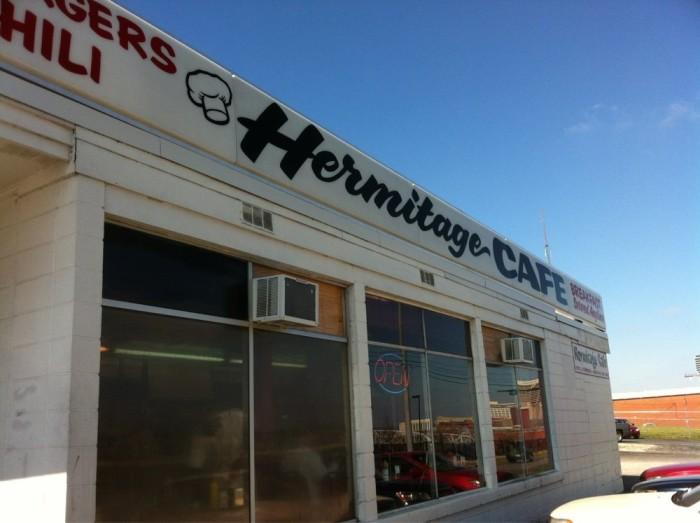 1) Hermitage Café - Nashville