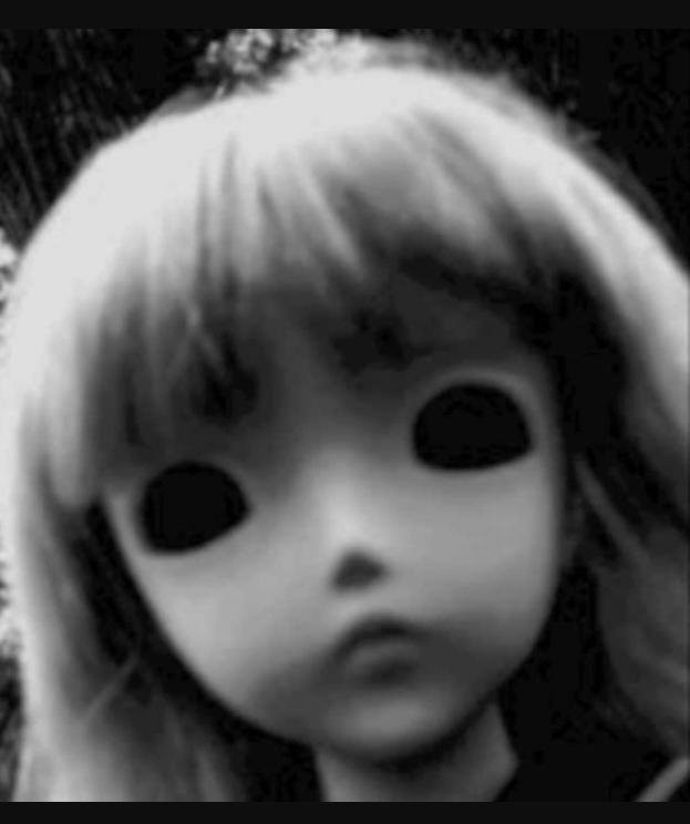Hill of Terror doll.