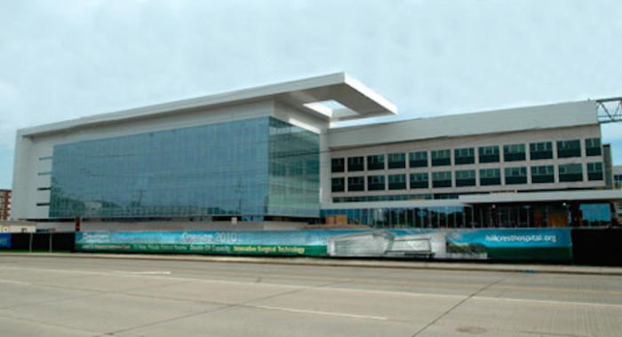 8. Hillcrest Hospital (Cleveland)