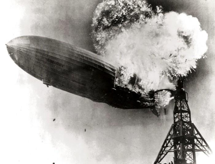 7. The Haunted Hindenburg Hangar