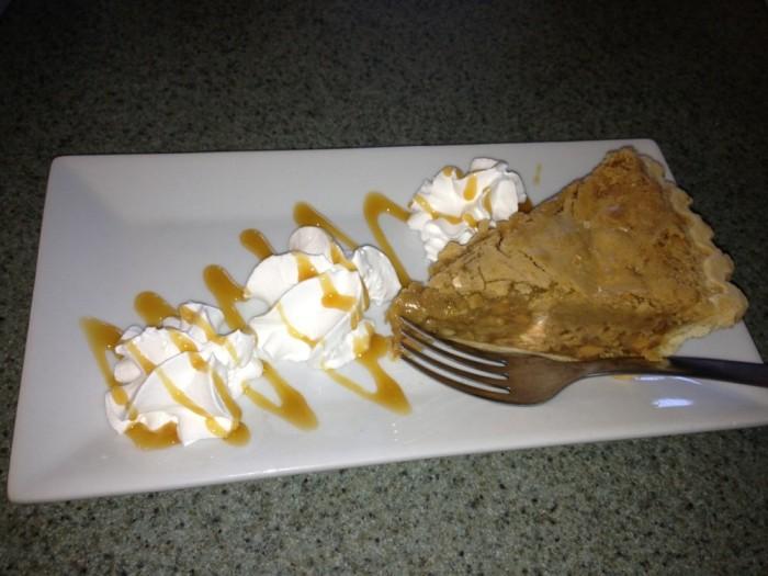 Horseshoe pie