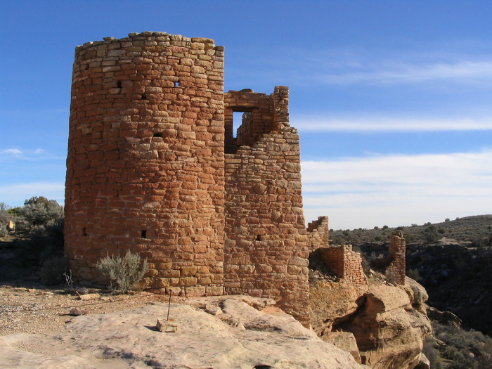 10. Hovenweep National Monument, Blanding