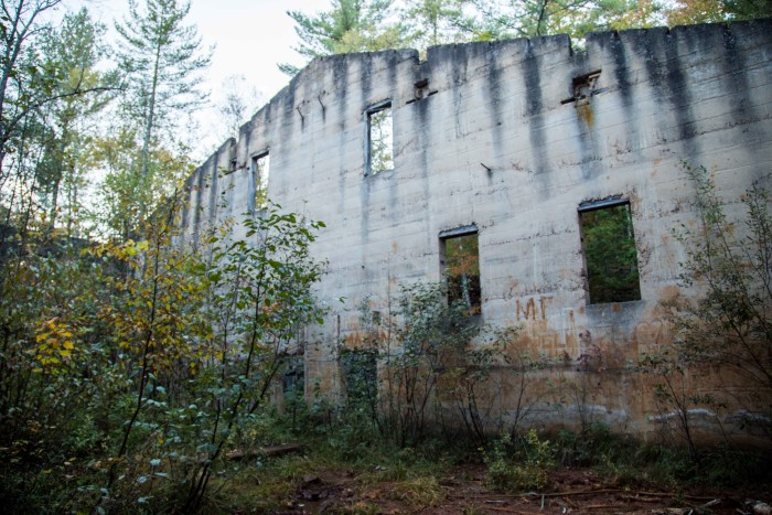 5. And around every corner in MN is another abandoned old building to explore.