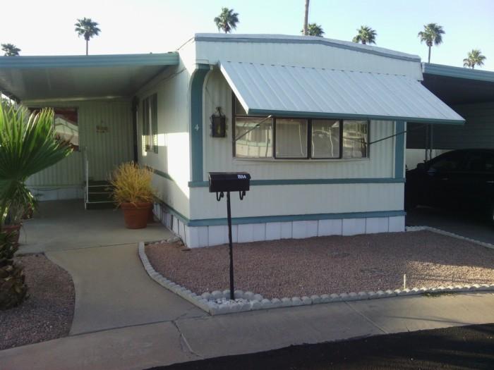 5. 2601 East Allred Avenue, Mesa ($8,500)