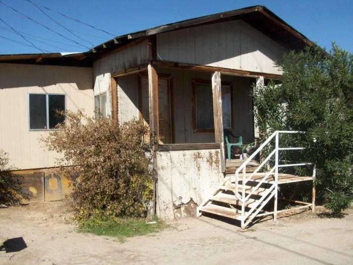 4. 211 North Cunada Street, Ajo ($8,000)
