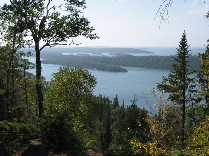 9) Isle Royale National Park
