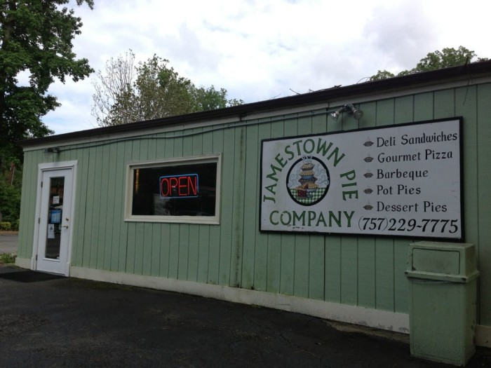 12. Jamestown Pie Co., Williamsburg