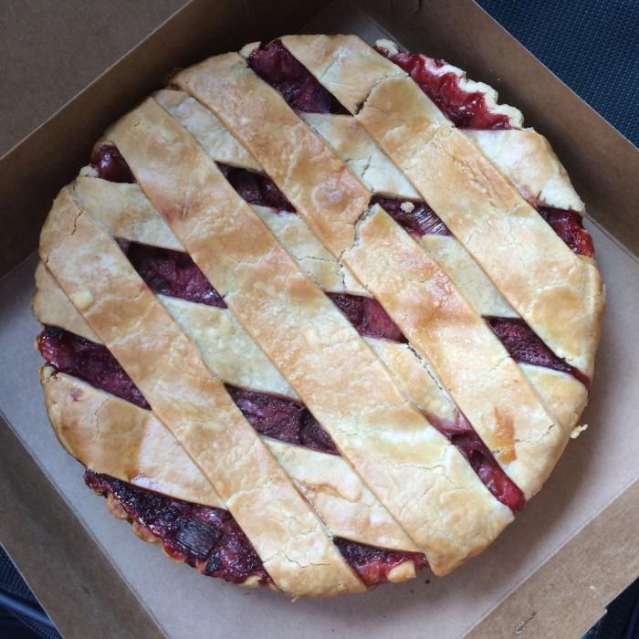 Jamestown Pie pie