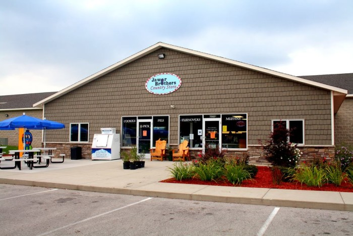 6) Jawor Brothers Blueberry Farms & Country Store