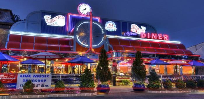 10. Jefferson Diner, Lake Hopatcong