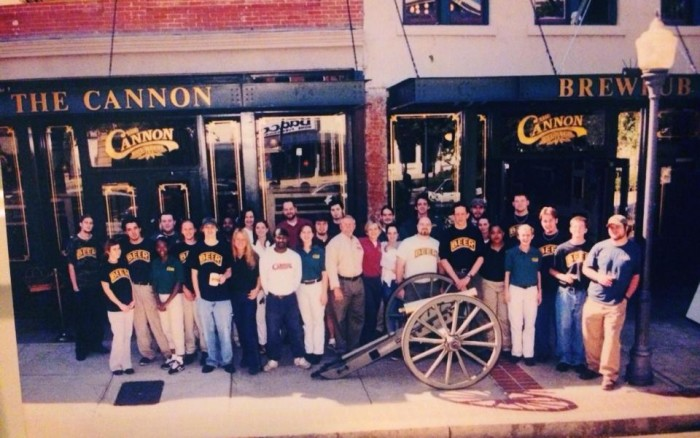 9. The Cannon Brew Pub's Turning Blue Burger Challenge - 1041 Broadway Rd, Columbus, GA 31901