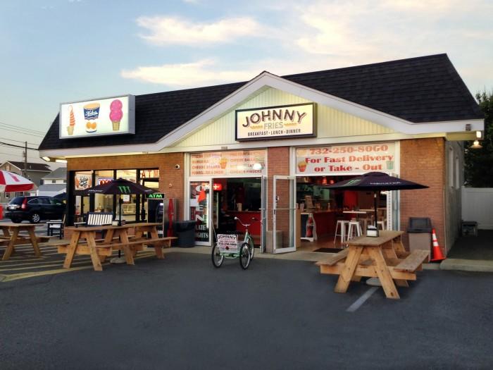 6. Johnny Fries, Ortley Beach