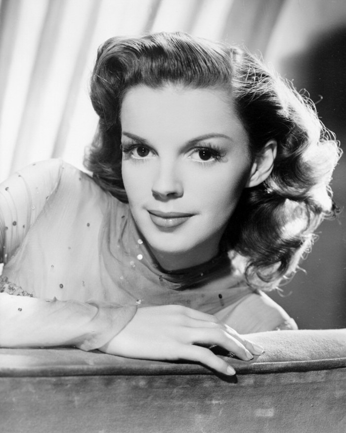 1. Judy Garland, Grand Rapids