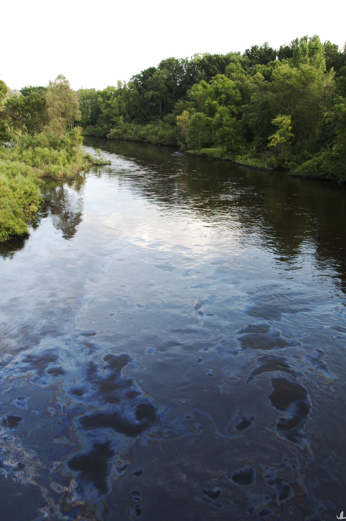 7) Kalamazoo River