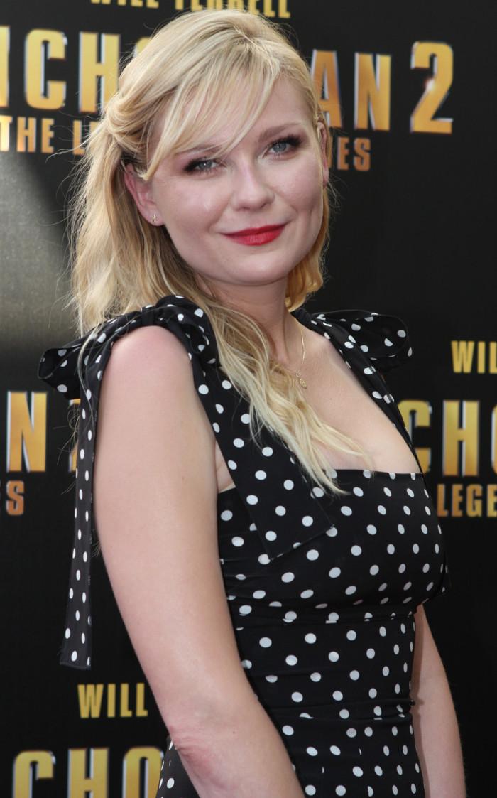1. Kirsten Dunst