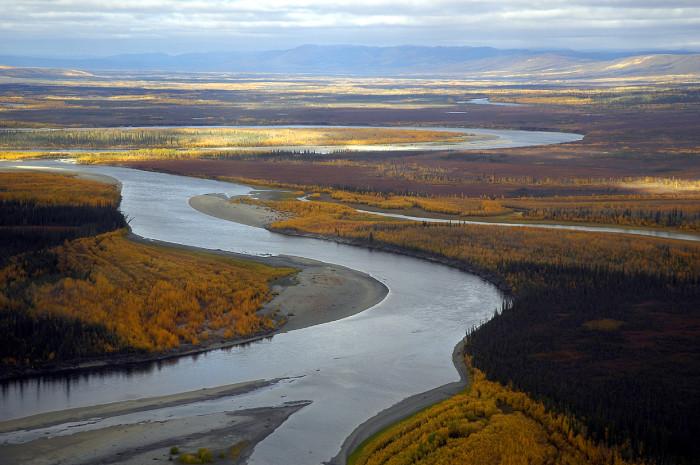 3) Koyukuk River