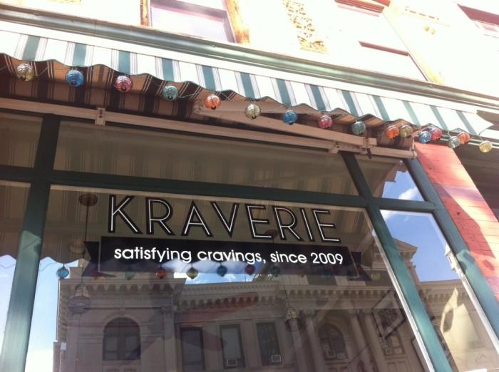 5. Kraverie, Jersey City