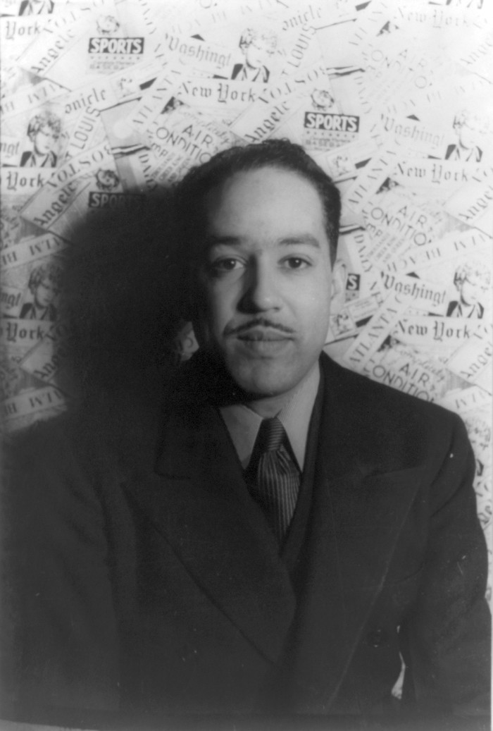 2. Langston Hughes