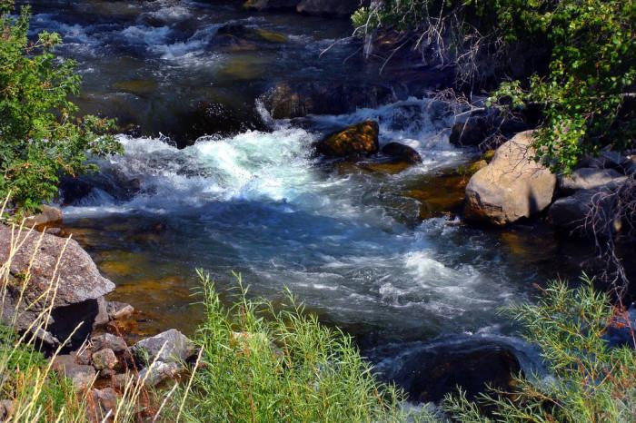 6. The Logan River