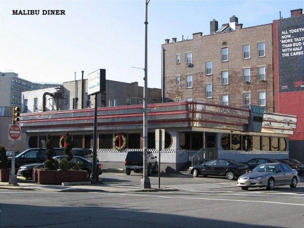 15. Malibu Diner, Hoboken