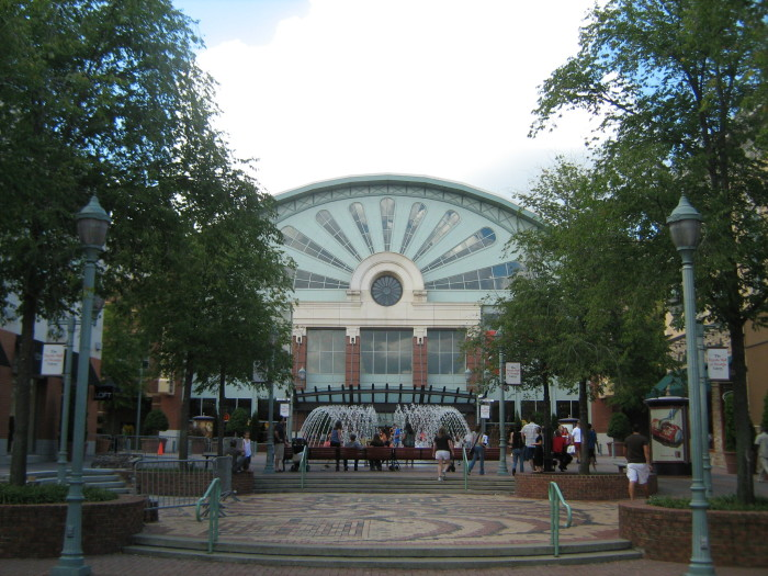 3. Gwinnett - Mall of Georgia