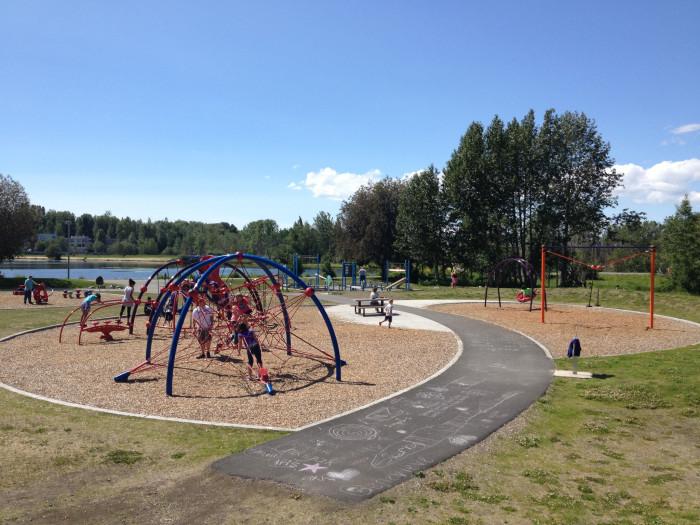 7) Margaret Eagan Sullivan Park