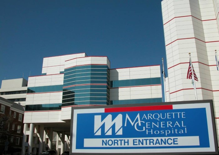 15) Marquette General Hospital