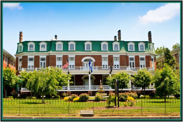 3. The Many Ghosts of The Martha Washington Inn, Abingdon