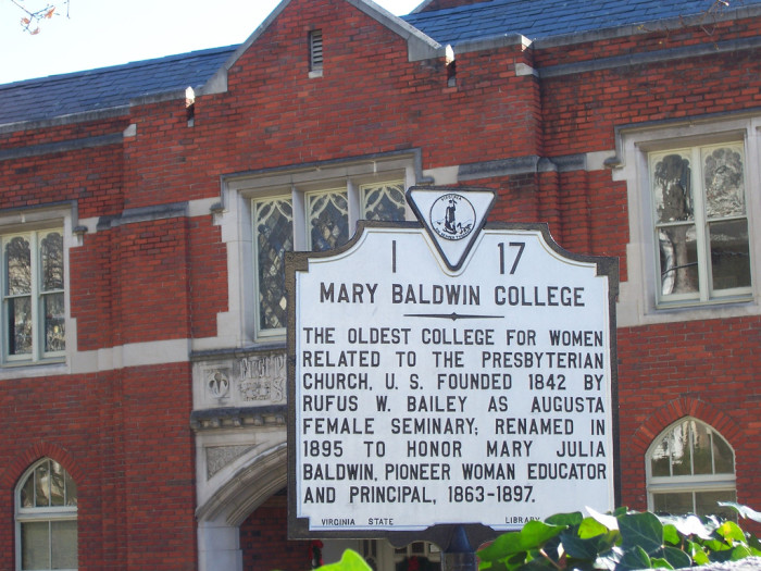 10. The Ghosts of Mary Baldwin College, Staunton