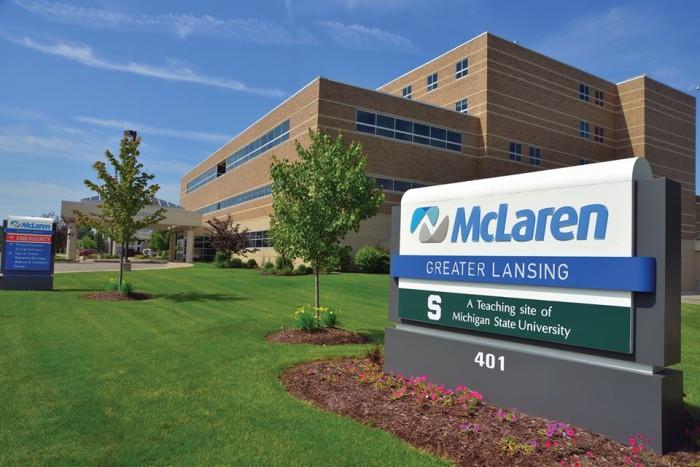 17) McLaren Greater Lansing Hospital