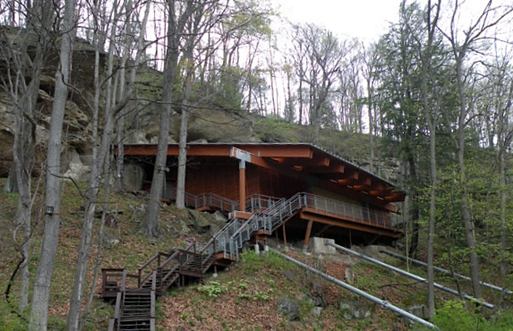 3. Meadowcroft Rockshelter holds the oldest human artifacts from the Western world.
