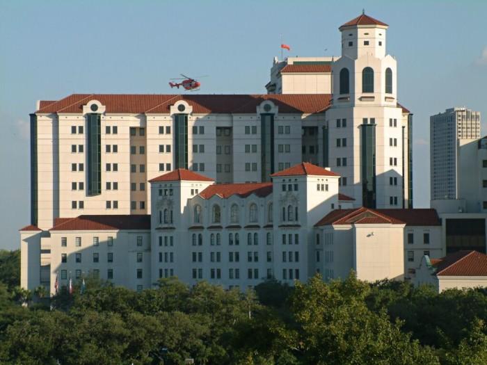 4) Memorial Hermann Texas Medical Center (Houston)