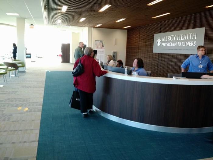 5) Mercy Health St. Mary's Hospital, Grand Rapids