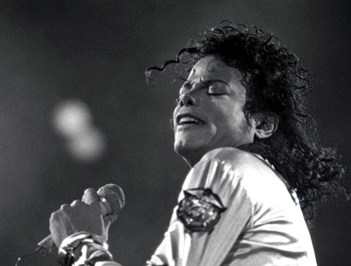3. Michael Jackson