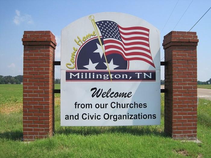 11) Millington