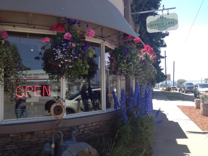 7. Mirror Lake Diner, Kamas