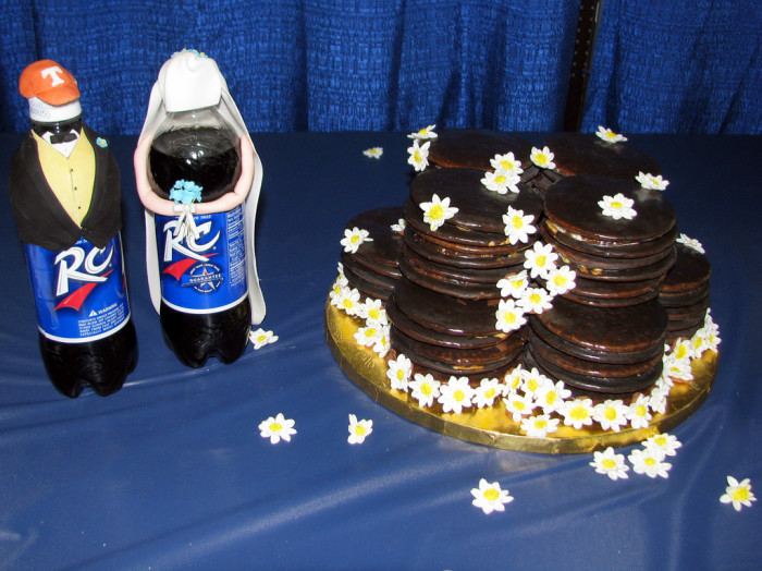 3) The MoonPie never would have found its perfect match.