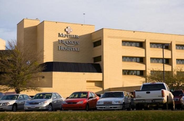 11) Mother Frances Hospital (Tyler)