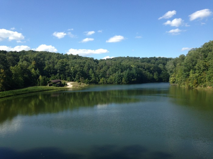 8. Mount Laurel Lake in Garfield via Kattie Berry.