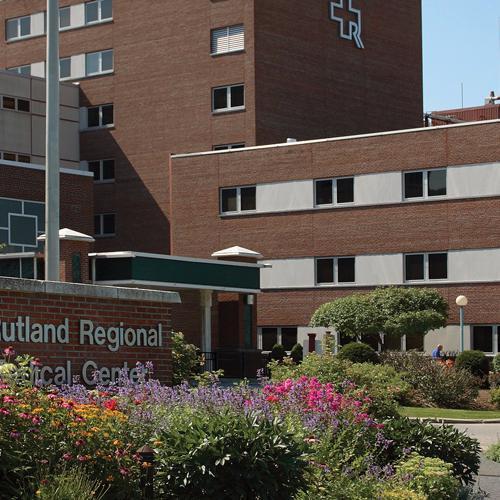 2) Rutland Regional Medical Center