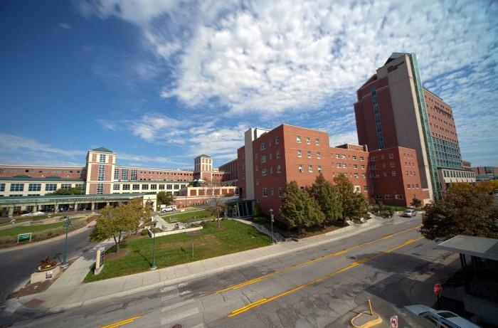 1. Nebraska Medical Center, Omaha